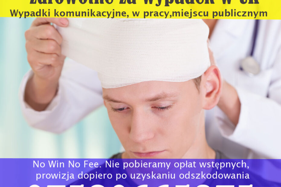 Worthing odszkodowania powypadkowe, Worthing polski prawnik wypadki